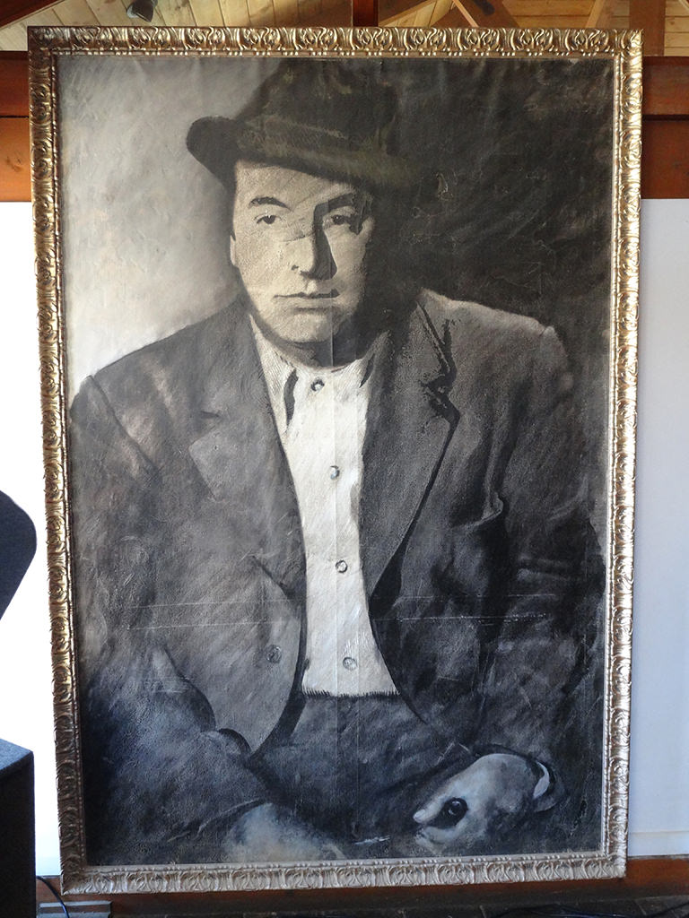 discoverers of chile pablo neruda 1 the word-pablo neruda appearing here from: 'full woman, fleshly apple, hot moon' translated by stephen mitchell the word was born in the blood, it grew in the dark body, pulsing.